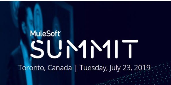 Join Incepta at the MuleSoft Summit Toronto 2019