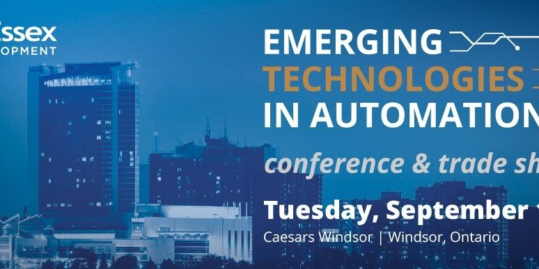 Incepta at Emerging Tech in Automation, Windsor 2019